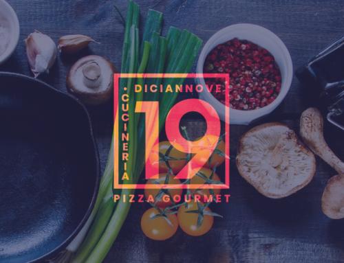 Diciannove19 – Web design & social