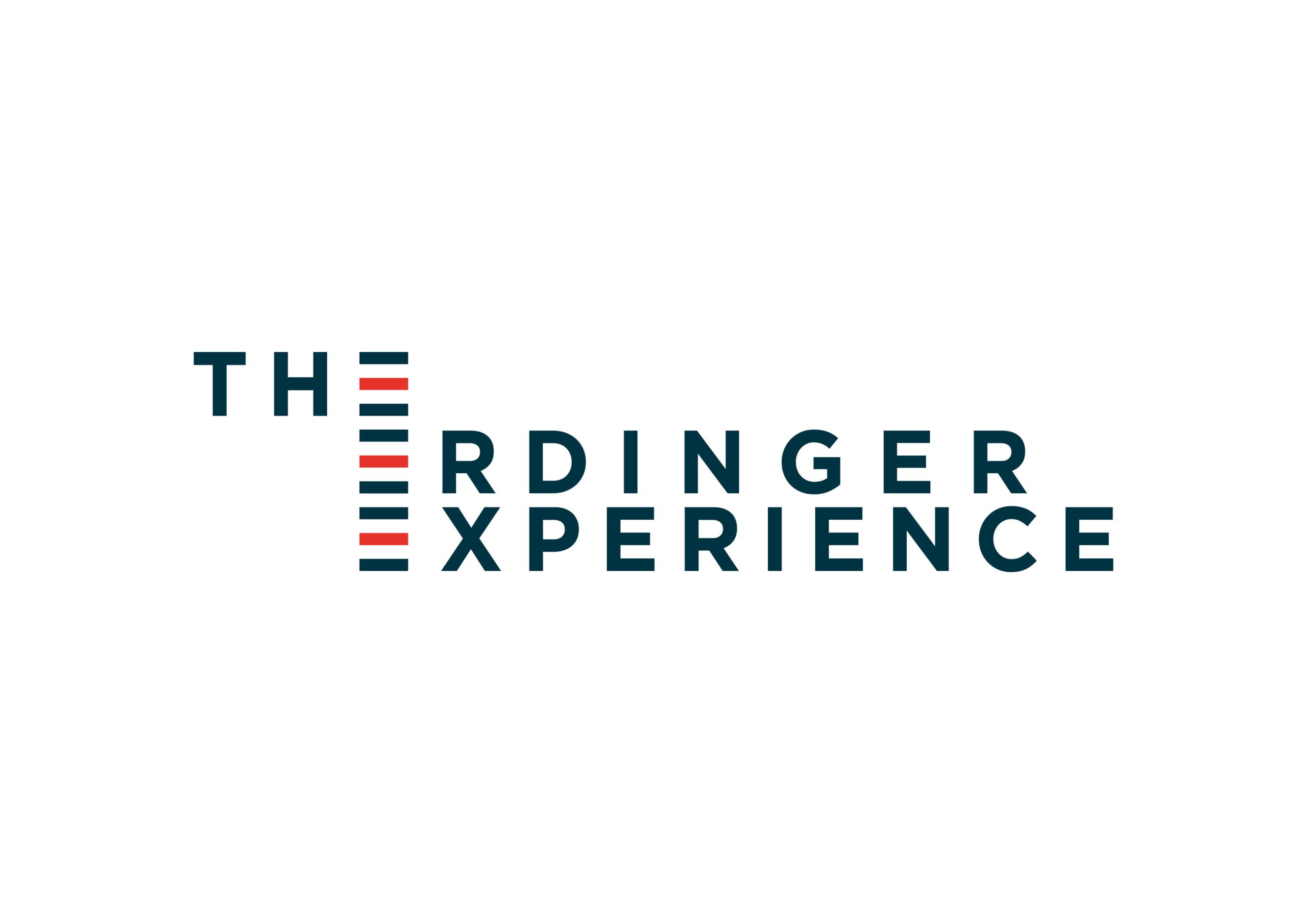 the erdinger experience logo