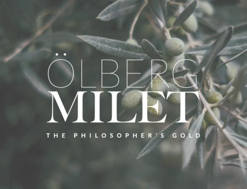 Oelberg-Milet Olive Oil Packaging